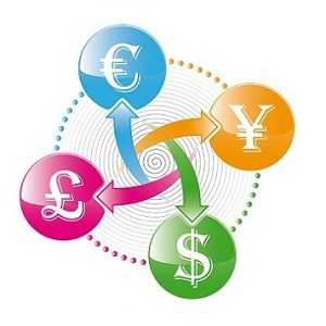 Different currency signs