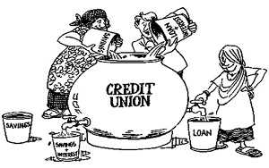 explaining how credit union works