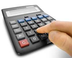 calculating household items' net worth
