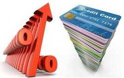 credit card increasing interest