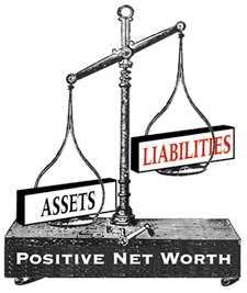 positive net worth