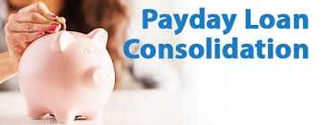 payday loans consolidation