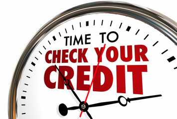 Keep track on your credit once the debt is repaid