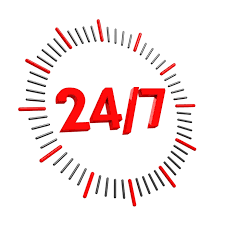 You can use the online service 24/7