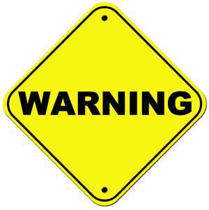 General warnings about debt consolidation loans