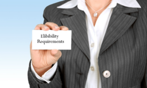 Who is eligible for an installment loan?
