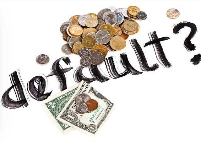 Image result for images of loan default